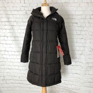 The North Face Metropolis Parka XS Brown Coat